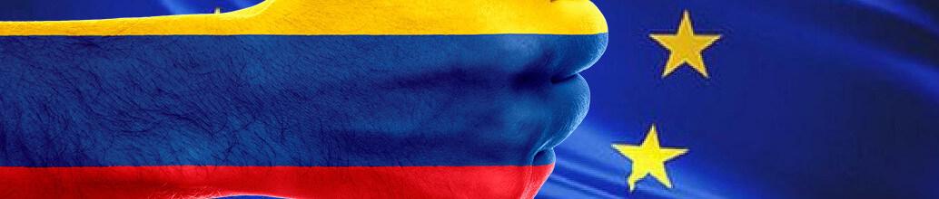 Visado Europa Colombia