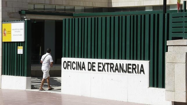 oficinas de extranjer a en la comunidad de madrid