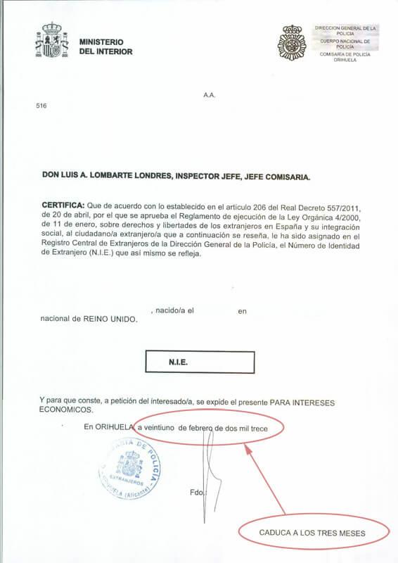 M chelin d az abogados de extranjer a expertos en for Oficina extranjeria madrid