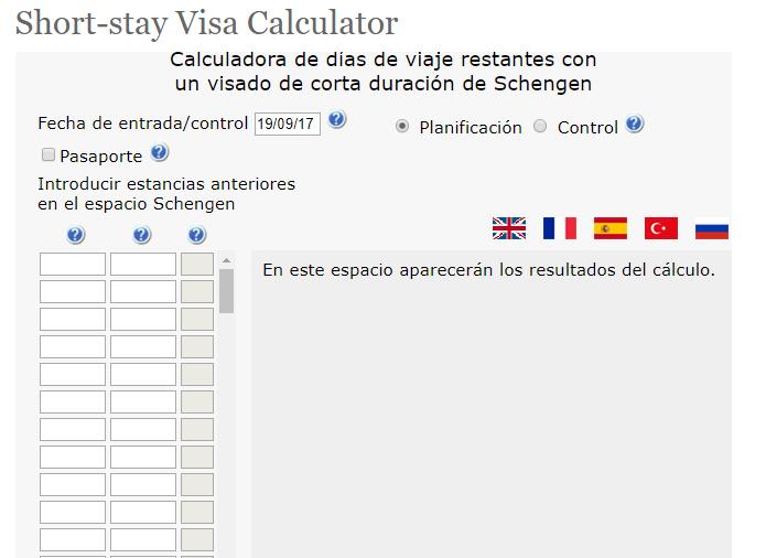 Visado de corta duración: Si ya he viajado a España, ¿En cuánto tiempo puedo volver?