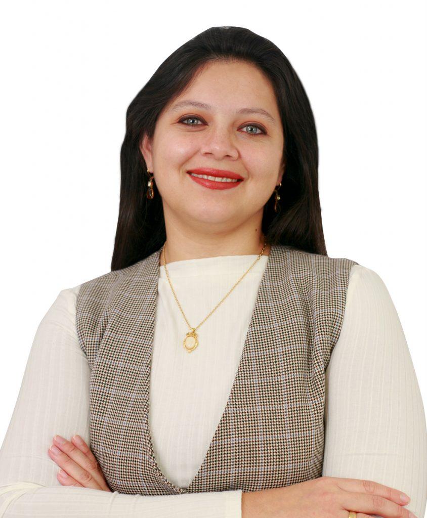 Erica Estrada - Despacho Máchelin Díaz