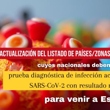 Spain Travel Health