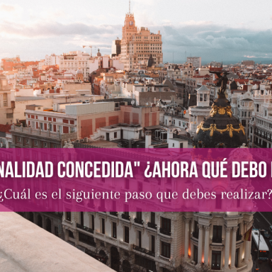 expedientes nacionalidad española